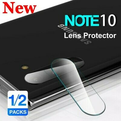 Samsung Galaxy Note 10 Plus 5G Back Camera Lens Tempered Glass Screen Protector