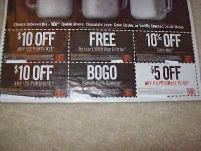 image relating to Smokey Bones Coupons Printable named 6 SMOKEY BONES Coupon codes - Preserve a quantity of $ 25.00 -Legitimate through dates selection