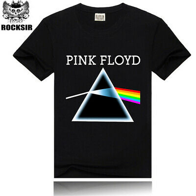 Brand New PINK FLOYD-The Dark Side Of The Moon Men's T-Shirts Women Tops Shirts
