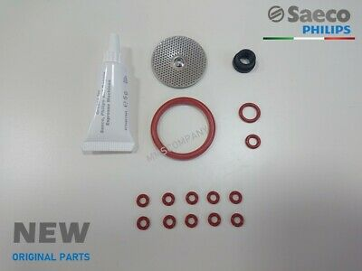 Saeco Parts– 16 Piece Gasket Set For Talea,Odea,Syntia,Xsmall,Intelia,Intuita