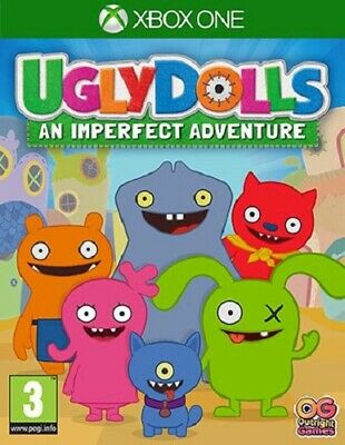 Ugly Dolls An Imperfect Adventure (Xbox One)  NEW AND SEALED - QUICK DISPATCH