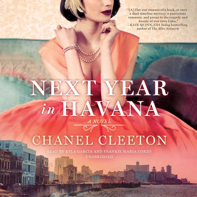 Next Year in Havana by Chanel Cleeton ( E-B00K, PDF, EPUB, Kindle )