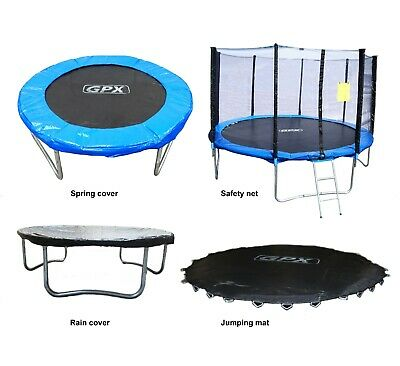 Trampoline Replacement Rain Cover Jumping Mat Safety Net Spring Cover Parts