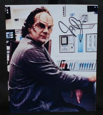 John Billingsley Star Trek Enterprise Autografo