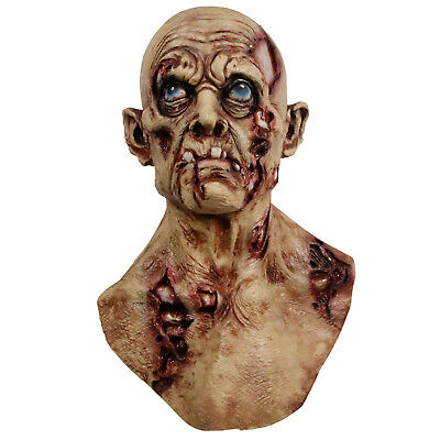 MOLEZ Zombie Mask Monster Resident Evil Mask Halloween Horror Costume Party Mask