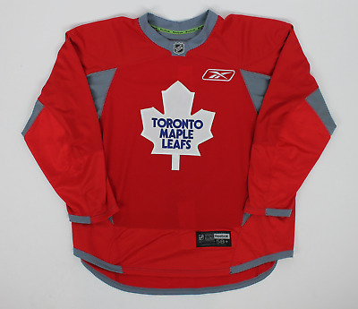 new product 110d5 7fdd8 TORONTO MAPLE LEAFS GAME WORN Jersey - Simon Gysbers #58 ...