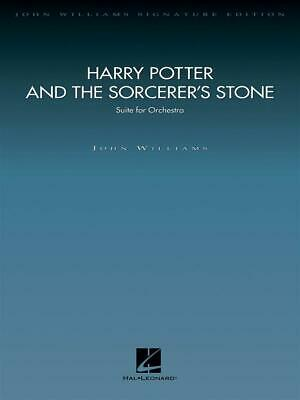 Harry Potter and the Sorcerer's Stone John Williams Orchestra Score Only