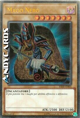 MAGO NERO (Dark Magician) • Ultimate • YSYR IT001 • Yugioh! • ANDYCARDS