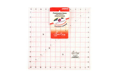 Sew Easy NL4178 Acrylic Quilting Ruler 12½ square Sewing/Patchwork/Papercraft