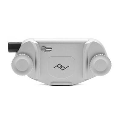Peak Design CC-S-3 Silver Capture Clip