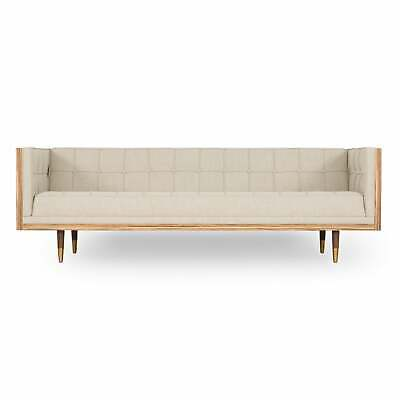 Magnificent Kardiel Woodrow Midcentury Modern Box Sofa Sectional Right Cjindustries Chair Design For Home Cjindustriesco