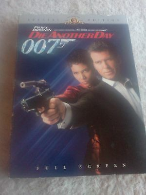 Die Another Day DVD, 2003, 2-Disc Set, Special Edition Full Frame