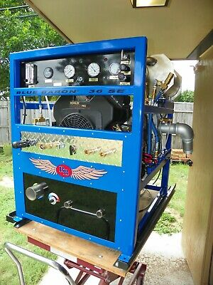 Truck Mount Carpet Cleaning Machine & Extractor Blue Baron 36 SE