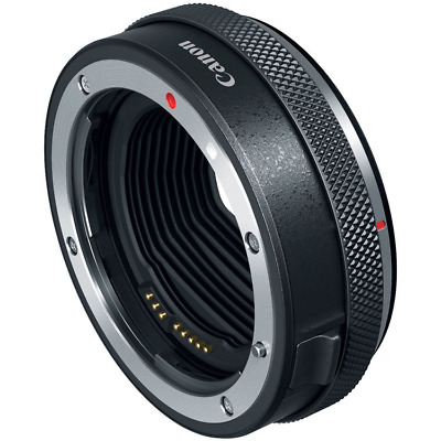 Canon EF to EOS R Control Ring Lens Mount Adapter
