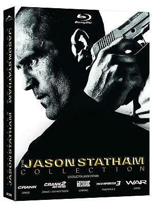 The Jason Statham Collection (The Mechanic / Crank / 2: High Voltage /...