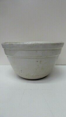 Antique Hoffman Australian Pottery Melbourne Mixing Bowl