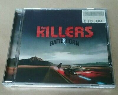 The Killers - Battle Born CD 2012