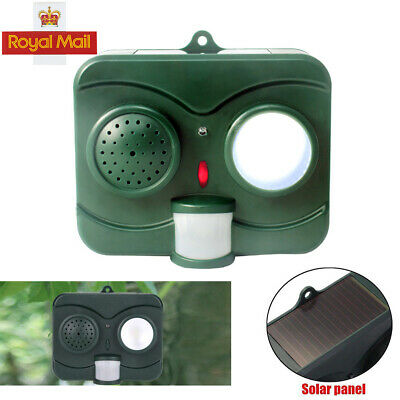 BEST ELECTRONIC BIRD Pigeon Animal Repeller Portable