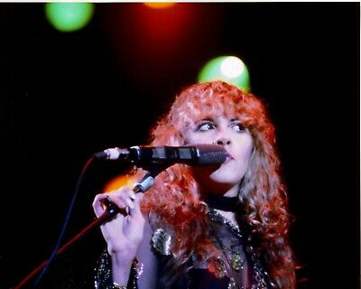 Stevie Nicks 8x10 Photo K9790