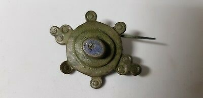 Roman Enamelled Brooch 3rd,4th century AD