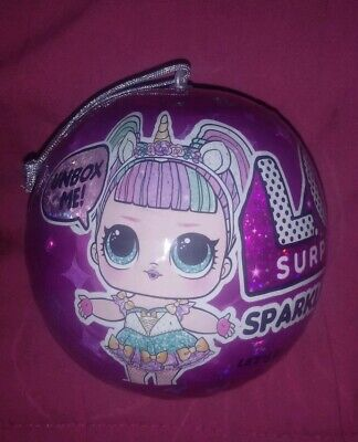 Lol Surprise Sparkle Series Ball Brand New In Hand Rts 1 Doll Collectible Doll