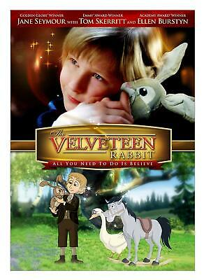THE VELVETEEN RABBIT (VHS 1991) Video By The Fun House