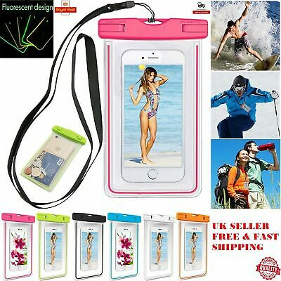 Underwater Universal Waterproof Case Dry Bags Pouch For All Smart Mobile Phones