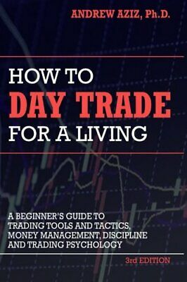 How to Day Trade for a Living (PDF & EPUB) ⚡Instant Delivery⚡