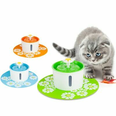 1.6L Electric Pet Water Fountain Pet Dog Cat Drinking Bowl with Automatic Filter