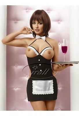 Kellnerin Dienstmädchen Maid Kostüm Sweet Waitress Set