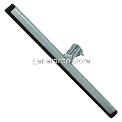 """Floor Squeegee 450 Mm 18"""" For Cleaning Drying Floors Handle Option"""