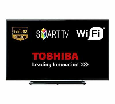 "Toshiba 43L3863DBT 43"" Smart D-LED TV WiFi Full HD 1080p With USB Recording"