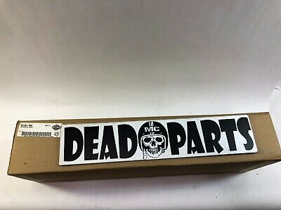 Harley new oem 65148-00a front exhaust pipe heat shield guard
