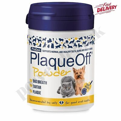 Plaque Remover Dogs Cats Teeth Tooth Supplements Health Powder Hygiene Clean New