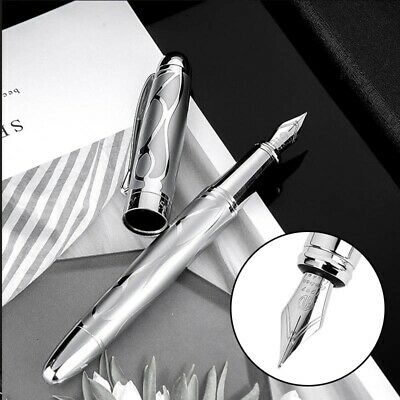 HongDian Fountain Pen Practice Pen 0.4mm/0.5mm EF/F Nib Craft Writing Gift New