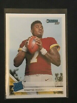 """2019 Donruss Football Rookies #251-350 """"you Pick"""" Complete Your Set"""