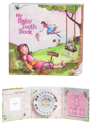 Baby Tooth Land Flap Book - Pink