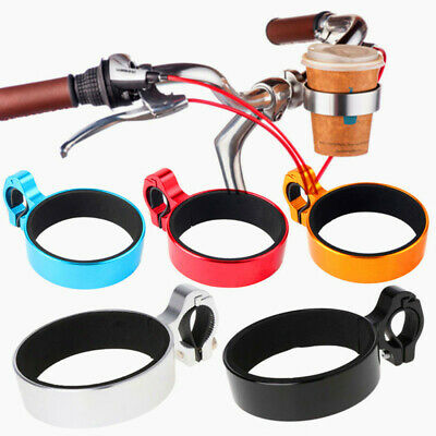 Bicycle Cycling Bike Water Bottle Cage Coffee Drink Cup Holder Handlebar Mount