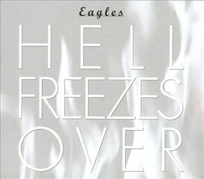 Hell Freezes Over By: Eagles (CD) W or W/O CASE EXPEDITED WITH CASE