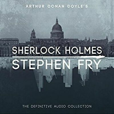 Sherlock Holmes: The Definitive Collection Arthur Conan Doyle (Audiobook MP3)