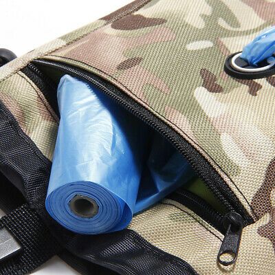 Pet Dog Cat Outdoor Training Waist Pouch Puppy Bait Treat Snack Food Bag 4 Color