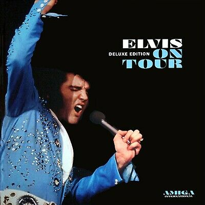 Elvis Presley - On Tour Deluxe Edition