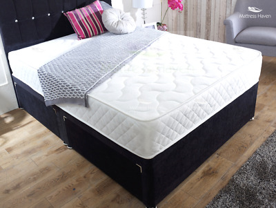 Cool Touch Blue Memory Foam Mattress - **Free Fast Delivery** Memory Spring