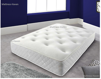 TOUCH COOL BLUE MEMORY FOAM MATTRESS Tuffted