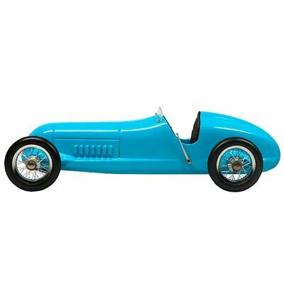 Authentic Models Modell Rennauto Blue Racer