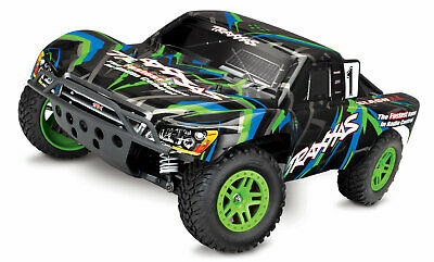Slash 4X4: 1/10 Scale 4WD Electric Short Course Truck. Ready-to-Race TRA68054-1