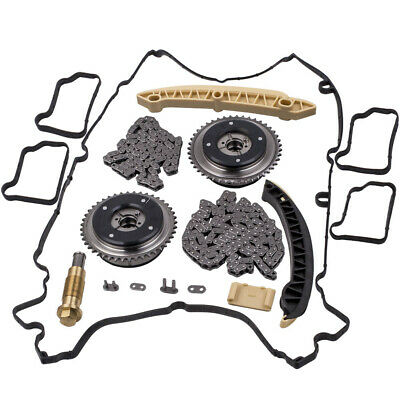 For Mercedes Benz M271 1.8L PETROL TIMING CHAIN KIT INCL VVT CAMSHAFT PULLEY AMD