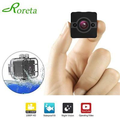 SQ12 Mini Full HD 1080P Video Camera DV Sport IR Night Vision Car DVR Camcorder