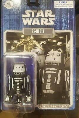 "2019 Disney Parks Halloween Star Wars 3.75"" R5-BOO19 Droid Factory New"