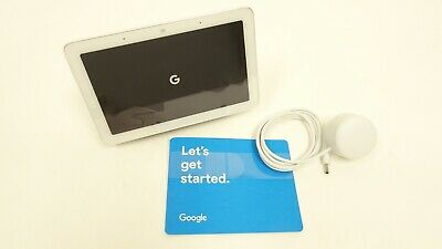 Google Home Hub - Smart Home Controller with Google Assistant 10/B2588A